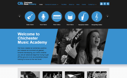 Chichester Music Academy - Music Tuition in Chichester